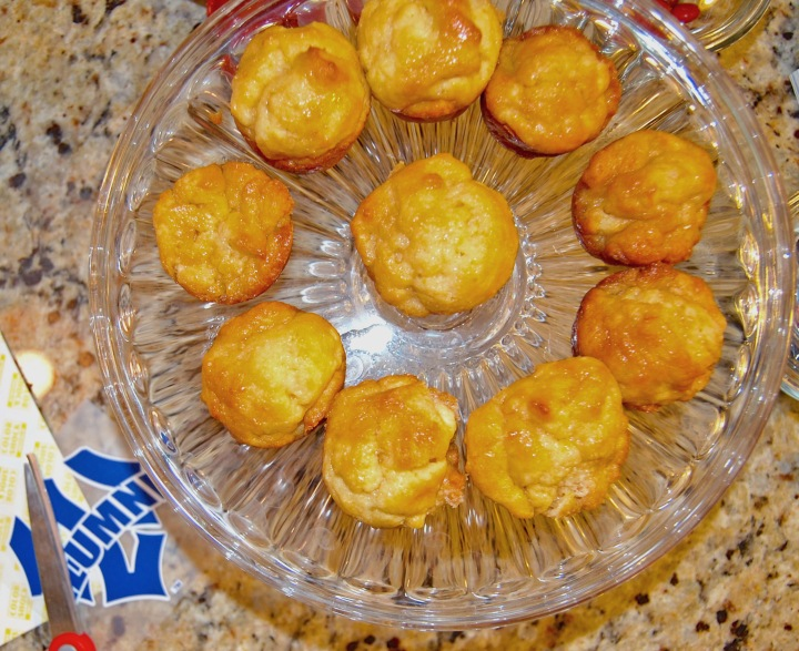 Em the Baker: Gluten Free Orange Blossom Muffins