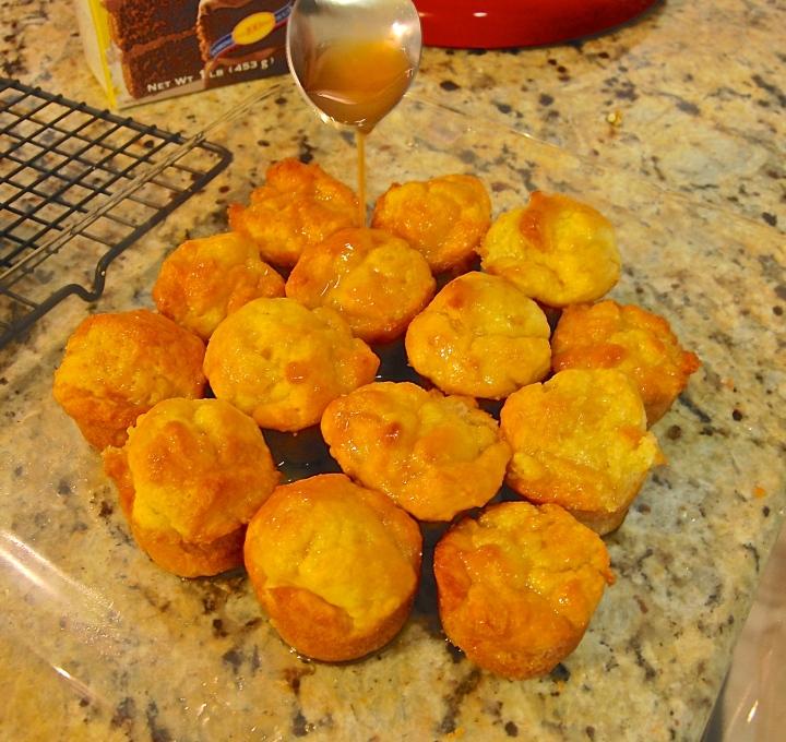 Gluten-free Orange BlossomMuffins