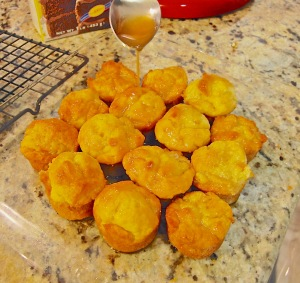 Em the Baker: Gluten Free Orange Blossom Muffins