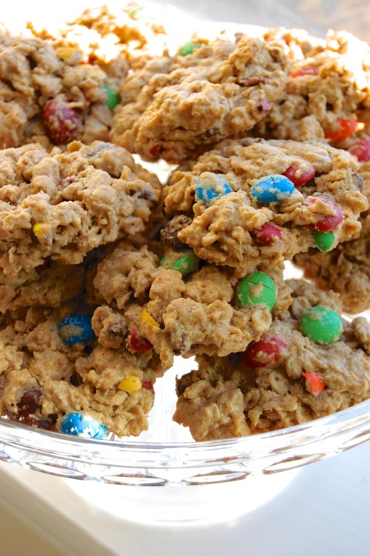 Gluten Free MonsterCookies