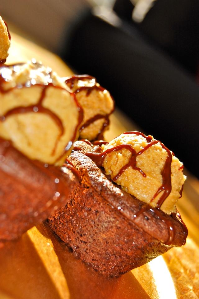Em the Baker: GF Peanut Butter Fudge Cupcakes