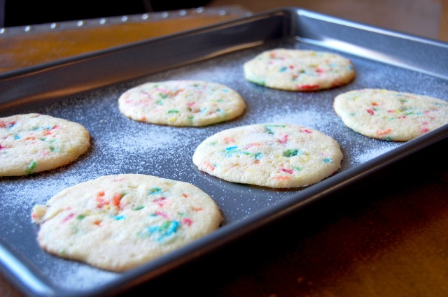 Em the Baker: GF Sprinkle Sugar Cookies