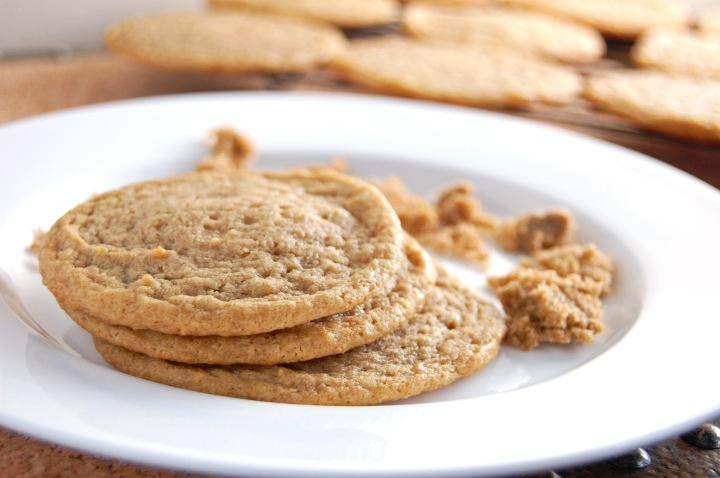 Gluten Free Brown SugarCookies